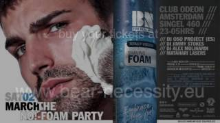 no!-Foam Party (promo) Amsterdam, March 2013