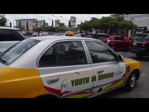 Esenam Nyador, Ghana's female taxi driver