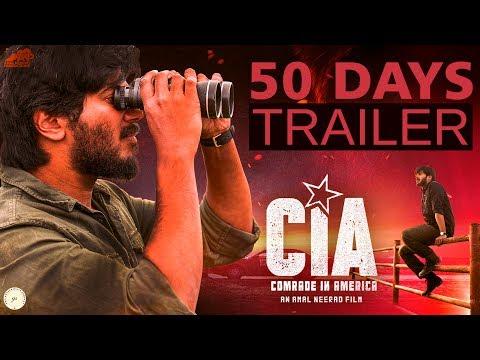 CIA comrade in America 50 Days Trailer - Duquer salmaan