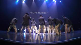 4 LIFE Number Luxury Soul Night Premium DANCE SHOWCASE 17/5/21
