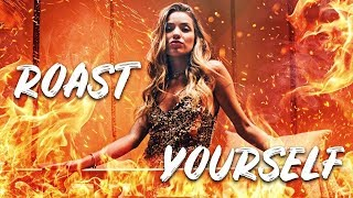 ROAST YOURSELF CHALLENGE 🔥| Natalia Merino