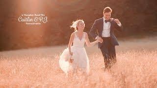 Happy Boho Wedding In Pennsylvania // Caitlin & P.J.