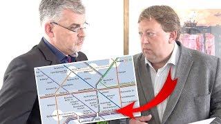S- und U-Bahn fitmachen fürs Jahr 2050.