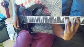 Judas Priest - Lochness Guitar Cover with Solo