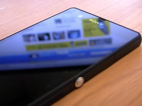 Sony Xperia Z Snapshot Review