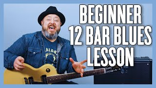 12 Bar Blues Lesson For Beginners
