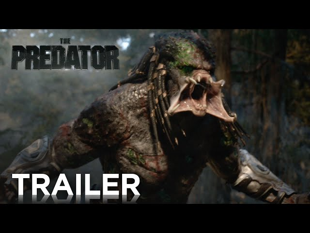 The Predator Trailer #3