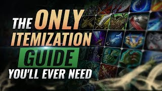 The ONLY Itemization Guide Youll EVER NEED - League Of Legends Season 9