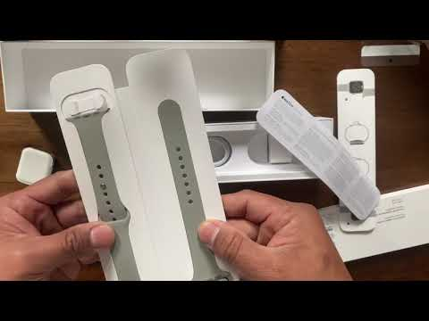 Unboxing: Apple Watch Series 6 Titanium 44mm