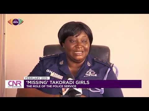 'Missing Takoradi girls': The role of the police | Citi Newsroom