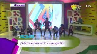 La nueva coreografía de los dboys