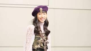 下北姫菜「アイノカタチ feat. HIDE(GReeeeN) (MISIA)」2018/09/24 あべのAステージ