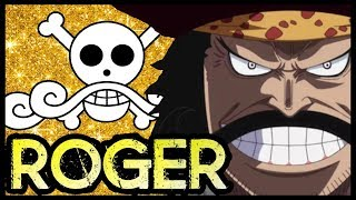 GOL D. ROGER: The Pirate King - One Piece Discussion