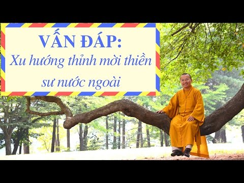 Vấn đáp: Thỉnh mời Thiền sư nước ngoài, lễ Phật, hình thức, tâm ý thức, chánh niệm tỉnh giác