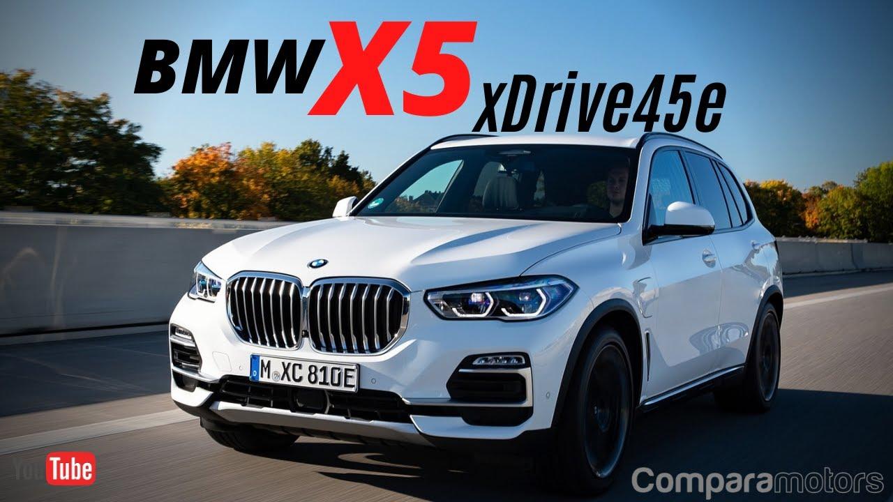 BMW X5 xDrive45e Prix, fonctionnalités et fiches de données