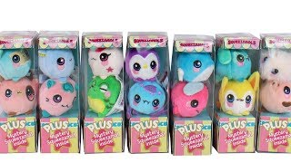 Squeezamals Mini Mystery Packs Unboxing Toy Review