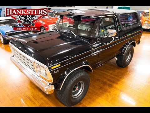 Video of '79 Bronco - MO41