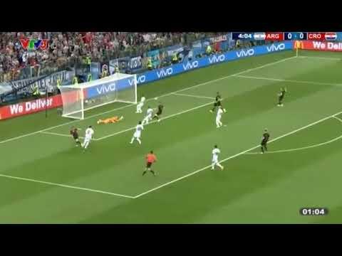 Xem lại trận đấu argentina vs coatia   bình luận tiếng việt ( world cup 2018 )