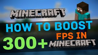 How To Boost Your Fps In Minecraft Windows (Tlauncher)(2021)