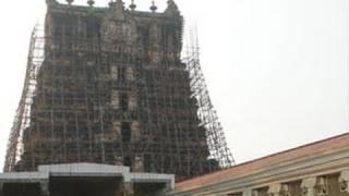 Sculptures of Nambi Rayar Temple, Thirukkurungudi - a photographer's delight