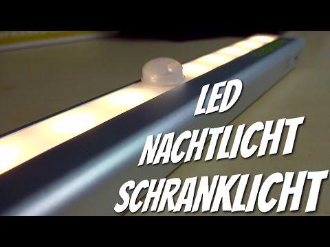 Kleines Licht mit vielen Möglichkeiten - YeeOrange Schrank oder Nachtlicht im Test Review