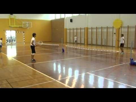 Volley tennis sparapalle basket