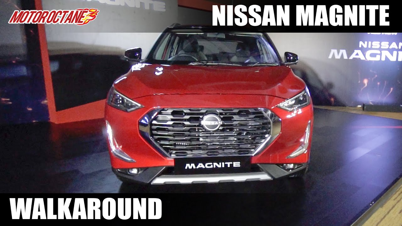 Motoroctane Youtube Video - Nissan Magnite - Brezza Competition? Hindi | MotorOctane