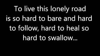 JR Richards - Ghost Of Sorrow (Lyrics)