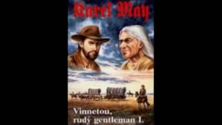 Karel May Vinnetou rudý gentleman 03 Vinnetou v poutech 01