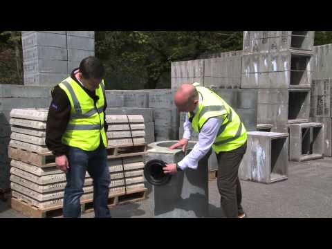 Rudridge Tutorial Video - Milton Precast Concrete Road Gullies