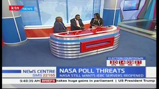 News Centre discussion: NASA poll threats Part 1