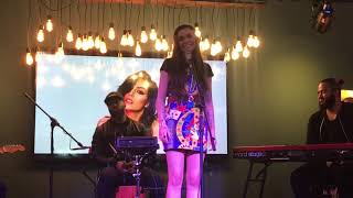 Cher Lloyd - None Of My Business LIVE - Youtube London 6/12/18
