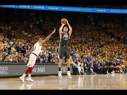 Klay Thompson's Top 3 Pointers Off One Dribble Or Less