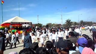 preview picture of video 'Desfile del Boliviano - Holandés en el Mechero - 5 de agosto de 2011'