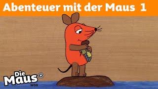 MausSpots Folge 1 - Die Sendung mit der Maus | WDR