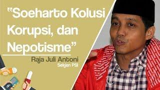Sekjen PSI: Soeharto Simbol Korupsi