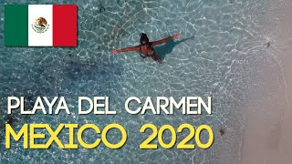 Playa Del Carmen 2020 Preview | COVID Travel: Beach, Food and Airbnb's