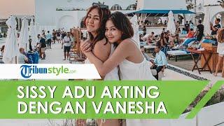 Beradu Akting dengan Sang Adik Vanesha di Film 'Backstage', Sissy Prescillia: Ini Pengalaman Baru