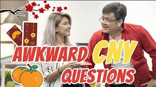 Awkward Chinese New Year Questions