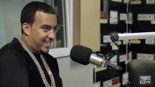 French Montana Talks Don't Panic + Kanye West
