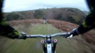 GoPro 05 - Following Tony into Batch Valley