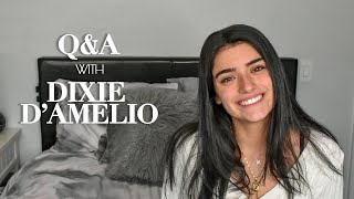 My First Twitter Q&A  |  Dixie D'Amelio