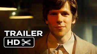 The Double Official Trailer #1 (2014) - Jesse Eisenberg, Mia Wasikowska Movie HD