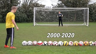 Let me know where you'd rank every Premier League ball from the last 20 years. Although all other opinions are wrong ► Follow my Instagram: http://instagram.com/chrismd10 ► Follow me on Twitter: https://twitter.com/chrismd10 ► My book: http://amzn.to/2hvWgIU  How I record my gameplay!: https://www.elgato.com/gaming/?utm_source=chrismd&utm_medium=youtube&utm_campaign=GameCaptureHD  Music:  Music by Epidemic Sound (http://www.epidemicsound.com) & others. 0:00, 3:33, 5:20, 9:21, 10:26, 11:28, 12:25, 12:35, 13:52, 13:59, 16:15, 17:43, 18:50, 19:55, | (Audiomachine) Paul Dinletir – The New Earth   0:43, 9:39, 16:49, 20:13 | Aero Chord – Boundless https://www.youtube.com/watch?v=mNn34ErU6kM 2:06, 3:24, 7:21, 9:13, 10:19, 16:04, 18:42 | Dark Walk – Hybrid Rock Action 2:42 | Strlght – Flames 3:01 | Mark Petrie - Maru (Epic Modern Hybrid Action)   https://open.spotify.com/artist/1JmpYoOoDOGPw3uUyqj9m6  4:00, 22:15 | Sightless in Shadow - The Pit of Doom 4:43 | Stahl – Pushed Down (feat. Caroline) https://www.youtube.com/watch?v=EcyW_V3yCY0 5:48, 21:15 | Noisestorm – Sentinel https://www.youtube.com/watch?v=LKALcthKSwA 6:31 | Ascense – Konnichiwa https://www.youtube.com/watch?v=5eR1iOEp1oU 6:56 | Kings and Creatures – Storm Bringer 7:48 | Hopex – Bang Dem https://www.youtube.com/watch?v=CaWp0MQ6VvY 8:06 |Elijah N, Killrude – On My Own (Killrude Remix) (Instrumental Version) 8:26 | Lemon Fight - Stronger (feat. Jessica Reynoso) [Champion Remix] NCS Release https://www.youtube.com/watch?v=yZfyQ0MAMmo 8:45 | Inova – Isolation  9:52 | Phoenix Music – Guardians of the Earth         10:40 | (Audiomachine) Paul Dinletir – Ice of Phoenix  10:58 | Anikdote – Turn It Up [NCS Release] 11:51, 16:37, 17:32 | Arc North – Slash https://soundcloud.com/arcnorth/slash 13:25 | Hopex – Chaos  13:59, 20:39, | Unknown Brain – Superhero (feat Chris Linton) [NCS Release]   https://www.youtube.com/watch?v=LHvYrn3FAgI 15:08 | Stahl – Pushed Down (feat. Caroline) https://www.youtube.com/watch?v=EcyW_V3