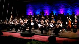 Orchestral Cover - Radio Hits 2015 - Gaga Symphony Orchestra