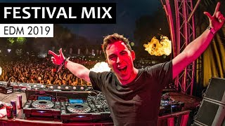 FESTIVAL MIX – Best EDM Tomorrowland Mainstage Party Music 2019