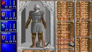 Darklands (PC/DOS) 1992, Microprose, MPS Labs