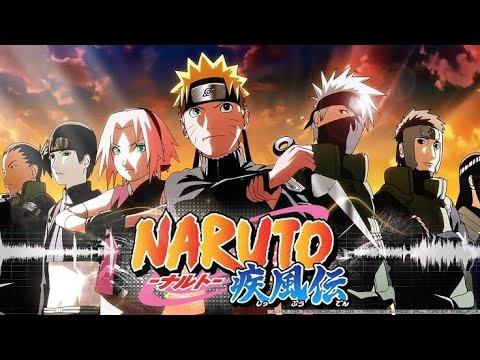 Melhores openings do anime Naruto shippuden