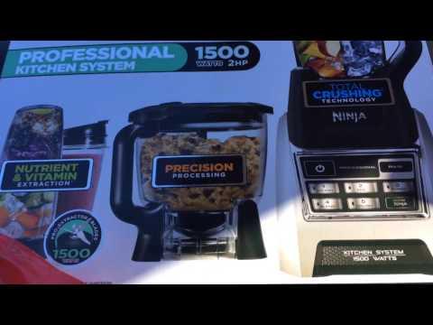 Ninja Professional Kitchen System a $130 Solo Hoy 11/23