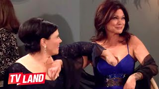 Breast Fondling | Bloopers Part 2 | Hot in Cleveland | TV Land